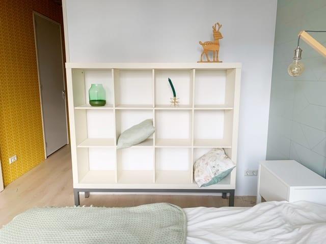 kast slaapkamer kubus