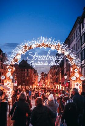 kerstmarkt straatsburg