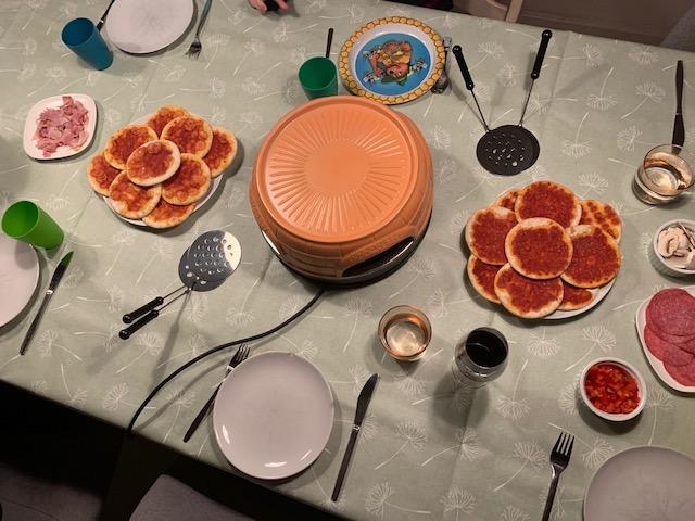 pizzarette recepten en mini pizza's
