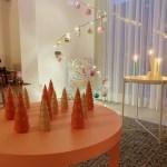 Kerstsfeer in huis; less is more