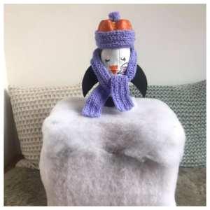 surprise pinguïn