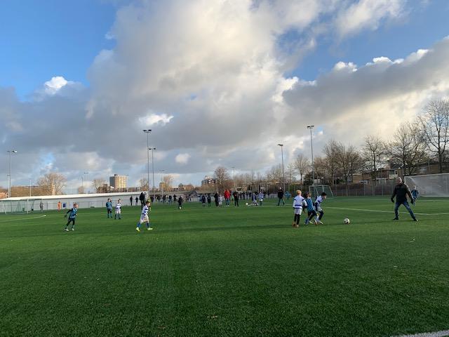 voetbal Yuren 14 dec 2019