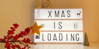 quote xmas is loading