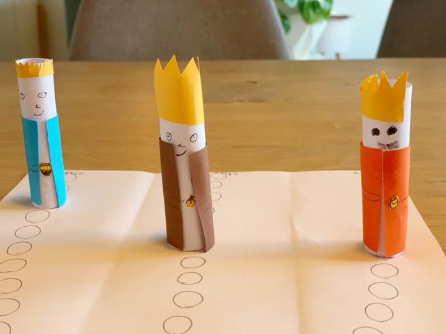 drie koningen zelf maken