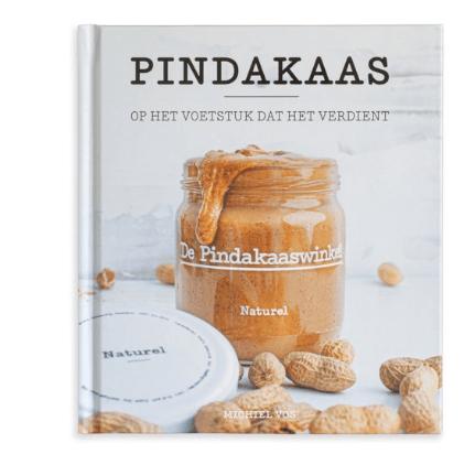 Pindakaas kookboeken