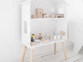 houten poppenhuis petite amelie
