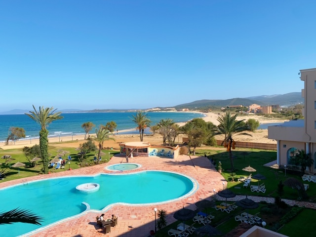 Tabarka hotel Itropika Noord-Tunesië