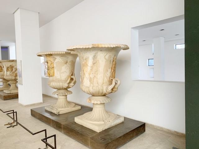 grote potten museum tunesie