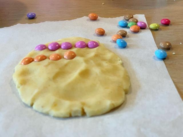 paasei koekje maken
