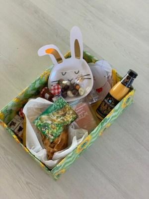 Paasontbijt box voor de omas en opas