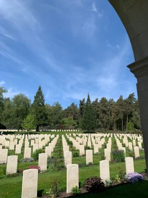 Candase begraafplaats holten