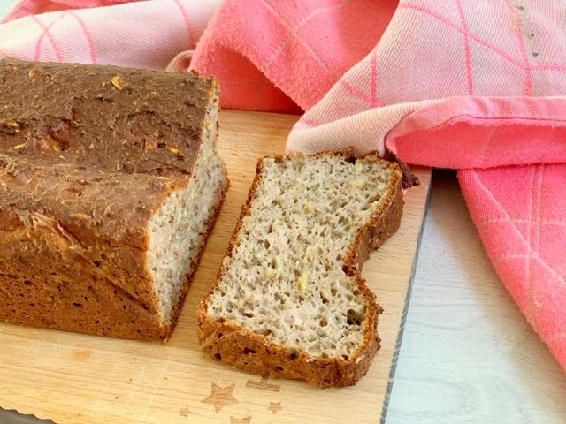 Recept voor koolhydraatarm brood