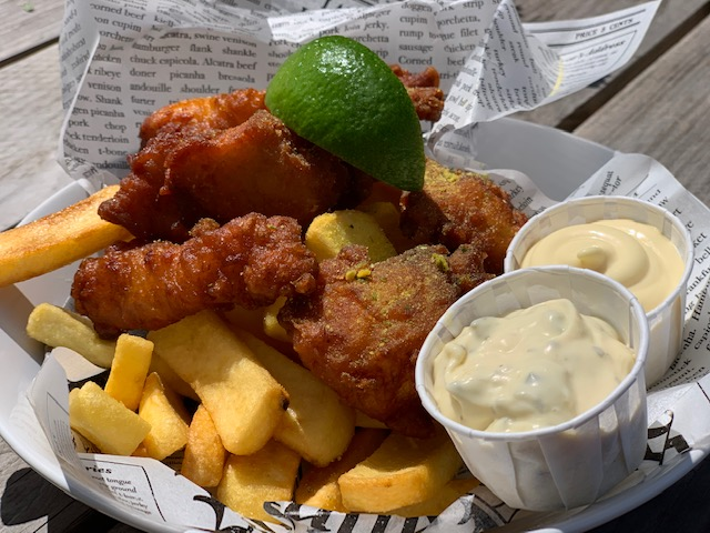 fish en chips blokhut