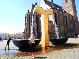 fontein pilsen