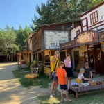 Western Park Boskovice: het Wilde Westen in Tsjechië