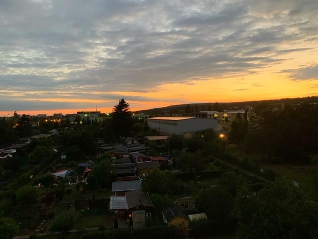 sunset weimar hostel