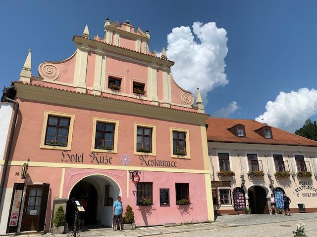 Hotel Ruze Rozmberk