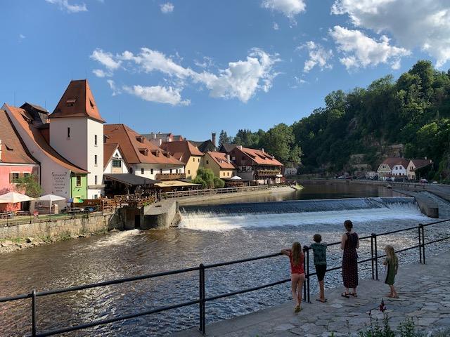 rivier cesky krumlov