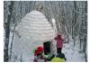 speelgoed voor in de sneeuw iglo bouwen