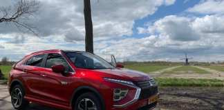 Mitsubishi Eclipse Cross PHEV gezinsauto review