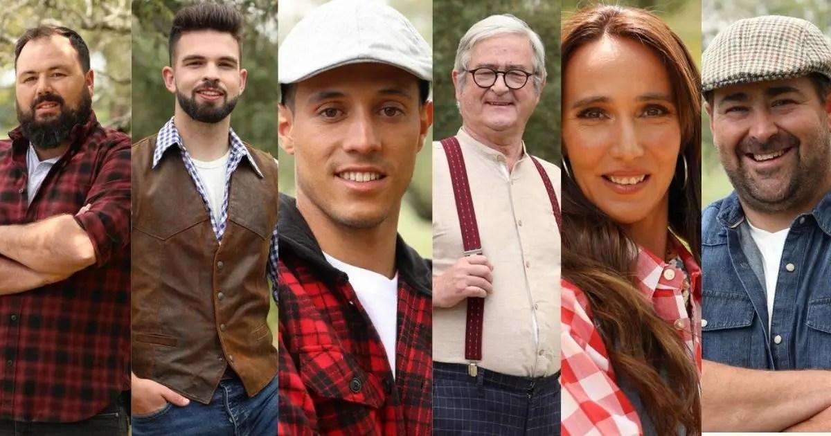 Conheça os seis agricultores de 'Quem Quer Namorar com o Agricultor?'
