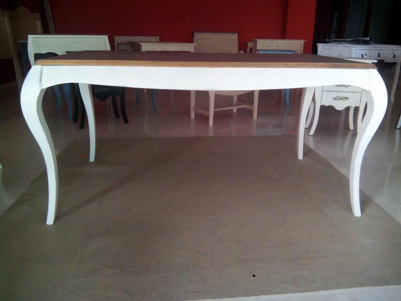 mesa de comedor frances