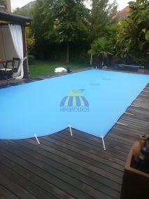 cobertores de piscina de invierno y verano 2019