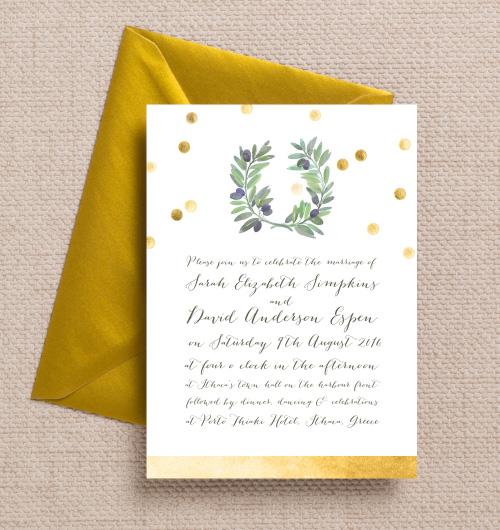 Print Your Wedding Invitations Online