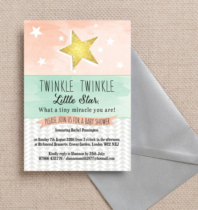 Reply to baby shower invitation dulahotw le star baby shower invitation from 0 80 each filmwisefo