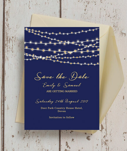 Design Your Own Save Dates Online