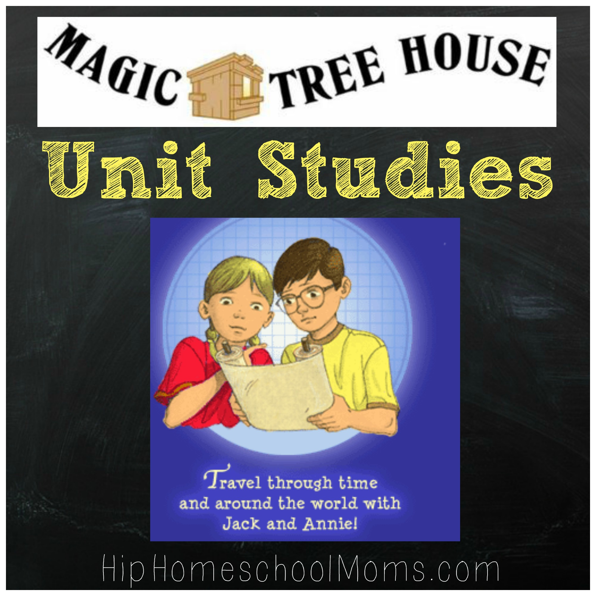 Magic Tree House Unit Stu S