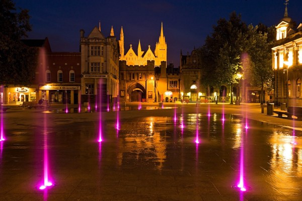 Cathedral-Square-Peterborough