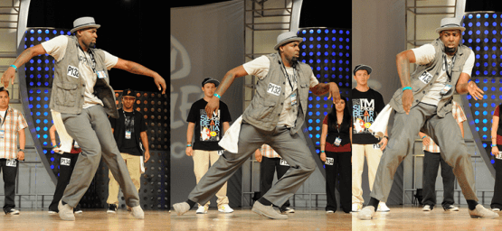 Popping - Hip Hop Style - A to Z Blog Challenge 2018