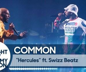 Common & Swizz Beatz