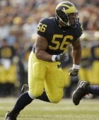 Despite playing for Michigan and now Pittsburgh, Lamarr Woodley is an alright guy...that is, until the football season starts.