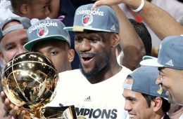 "Miami won the title in their 2nd year as ""The Heatles"". So, it's a wrap on the rest of the league now. Right?"
