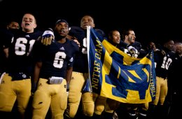 Notre Dame has often be over-hyped in the past. But in 2012, they have proven they're as real as it gets.