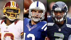 In a year where many rookies made an impact, these three players have been a cut above. But which of these QBs actually could lead their team to the Super Bowl?