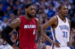 A rematch is still on the table...and is one of only three possible NBA Finals matchups.