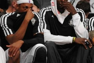 Pierce & KG begrudgingly made the move to Brooklyn. But will the Nets get their chemistry together before the hour glass runs out?