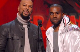 Common & Kanye West haven't forgotten the streets that raised them.
