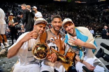 Still the kings.