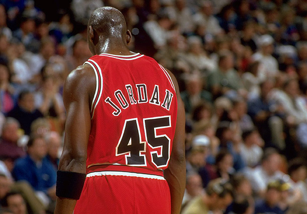 design de qualité 81b8c 64a58 That Time The 90's Bulls, Led By Michael Jordan, Lost In The ...