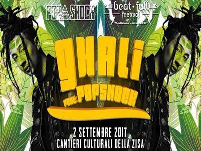 Ghali @ Beat Full Festival (Palermo)