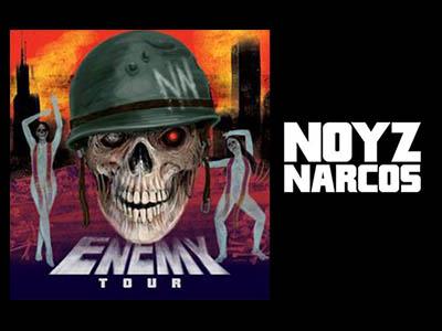 Noyz Narcos in concerto a La Terrazza di San Benedetto del Tronto l ...