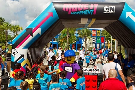 Cartoon Networks Move It Movement Tour Coming to