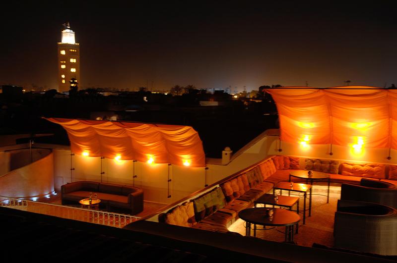 Maison MK  Luxury Riad in Marrakech Morocco Book Maison