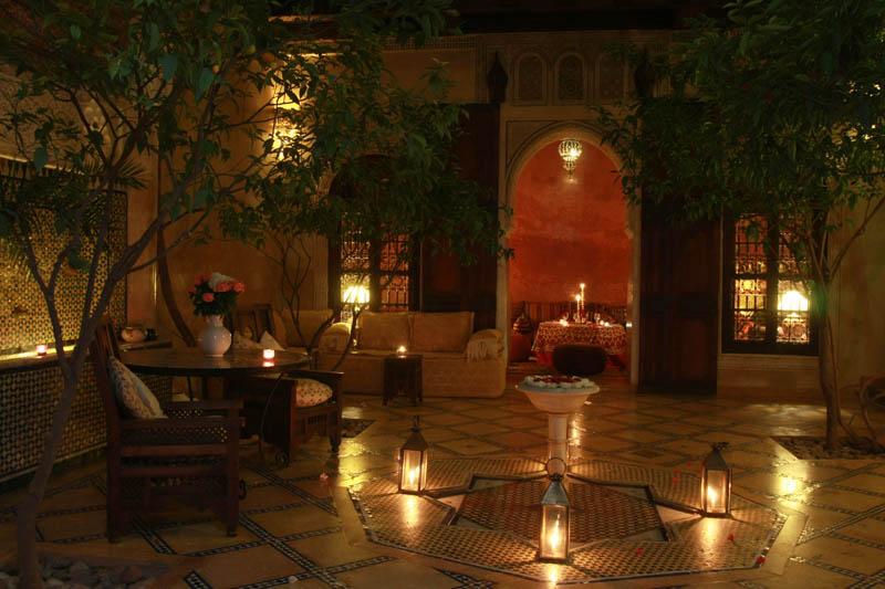 Riad Samsara  Luxury Riad in Morocco Book Riad Samsara