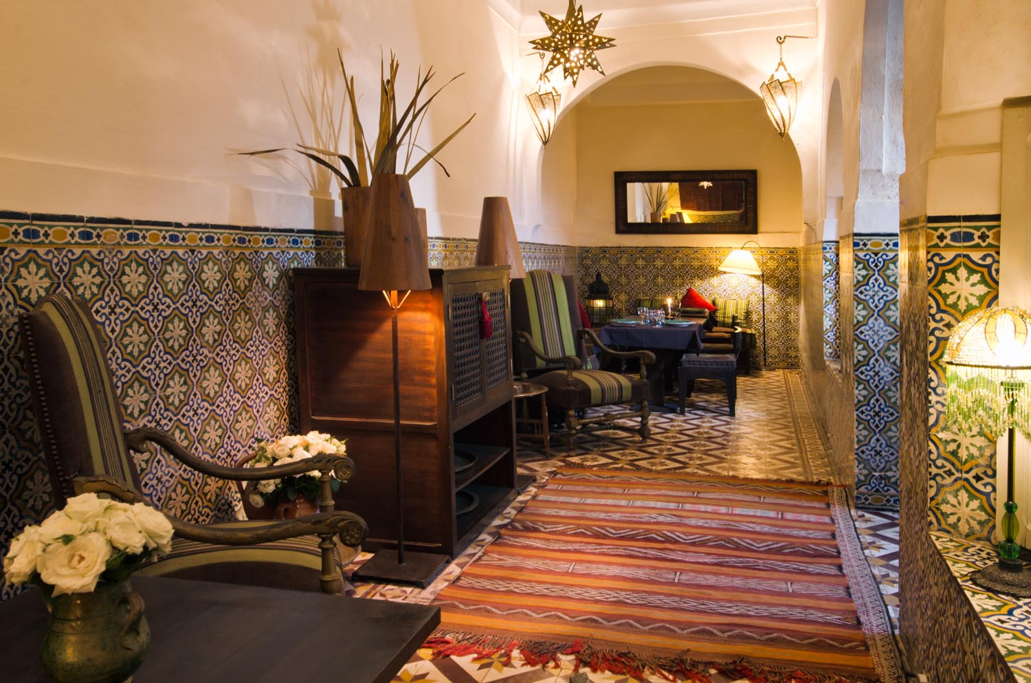 Riad Vert  Luxury Riad in Marrakech Morocco Book Riad