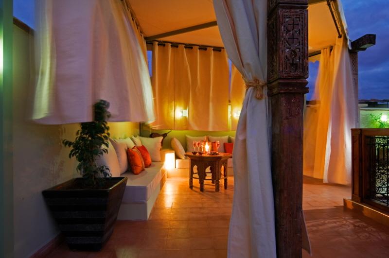 Riad Chayma  Luxury Riad in Marrakech Morocco Book Riad